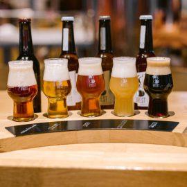 Browar VREST oferuje rzemieślnicze, ważone na miejscu piwa